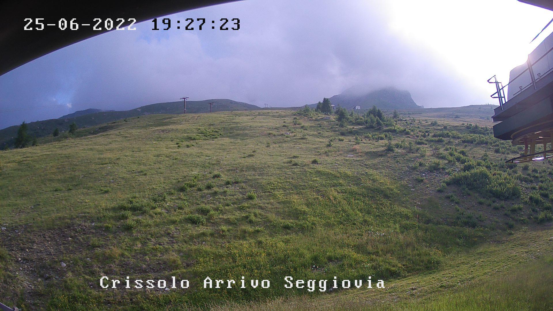 Webcam Crissolo - Pian Regina